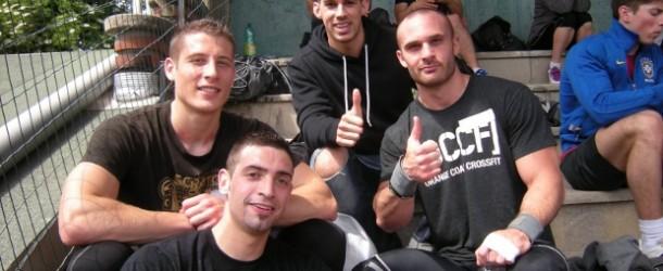 Liste des finalistes aux championnats de France de Crossfit dévoilée