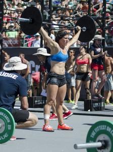 Whitney Heuser of Diablo CrossFit Anejo, Northern California