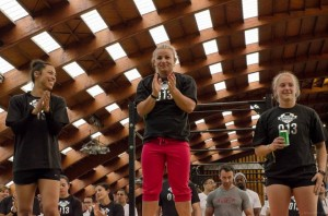 Podium Frenc Throwdown, Isabelle Derond, FIT