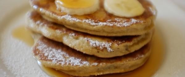 Recette #1 – Pancakes à la banane