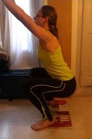Julie squat drop 20
