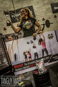 Brussels Throwdown podium masters femmes by Tanguy Maes