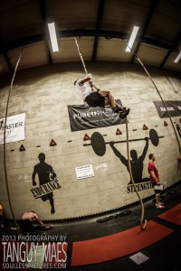 Brussels Throwdown, Matthieu Montès by Tanguy Maes
