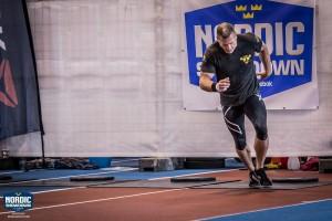 Gareth Dooby Nordic Showdown