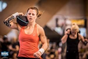 Kristin Holte Nordic Showdown