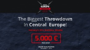 Nouvelle compétition throwdown