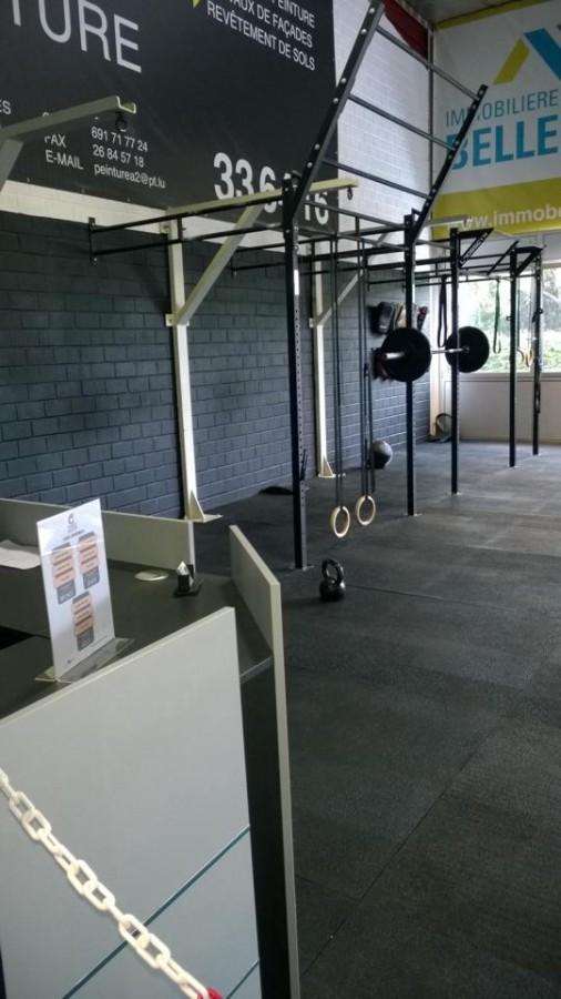 CrossFit 1839