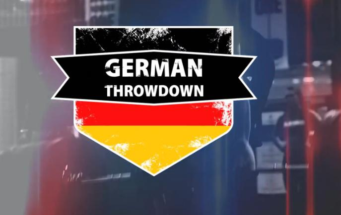 german throwdownj