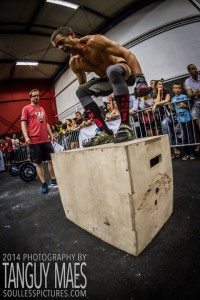 Brussels Throwdown by Tanguy Maes