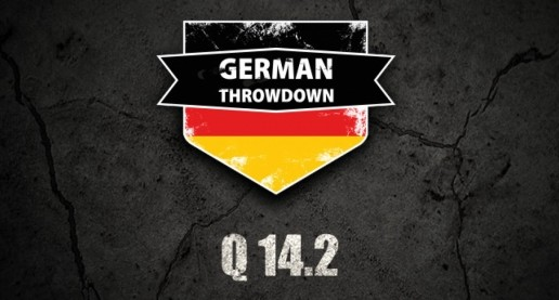 Qualifications German Throwdown – WOD 2