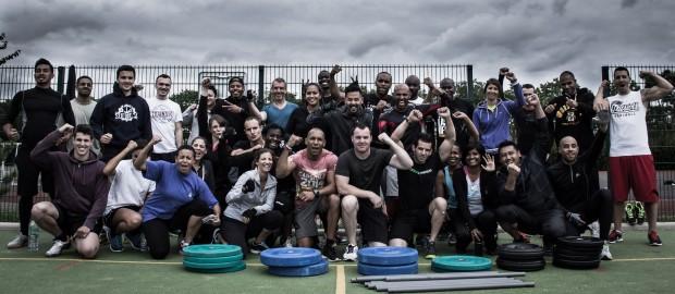 CrossFit CP95