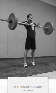 Thibault CrossFit CP 95
