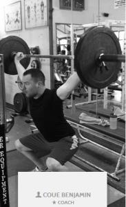 Benjamin CrossFit CP 95