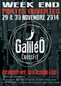 CrossFit Galiléo