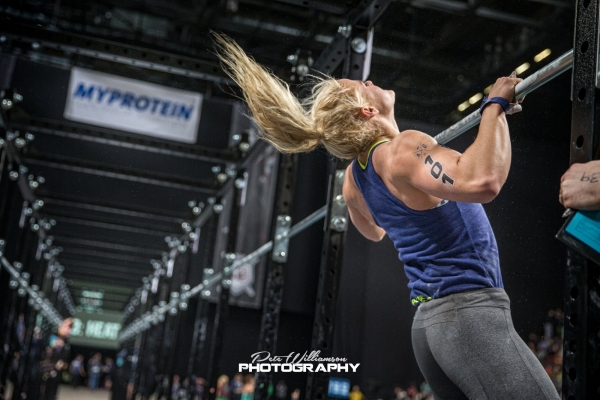 Ragnheidur Sigmundsdottir The athlete games