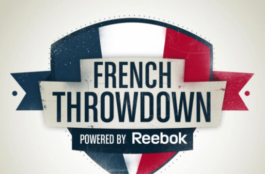 Qualifications French Throwdown 2015 WOD 1