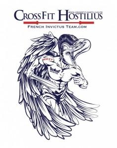 CrossFit Hostilius French invictus team
