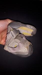Flexiblité chaussure