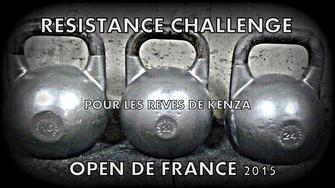 Resistance challenge le 4 avril 2014