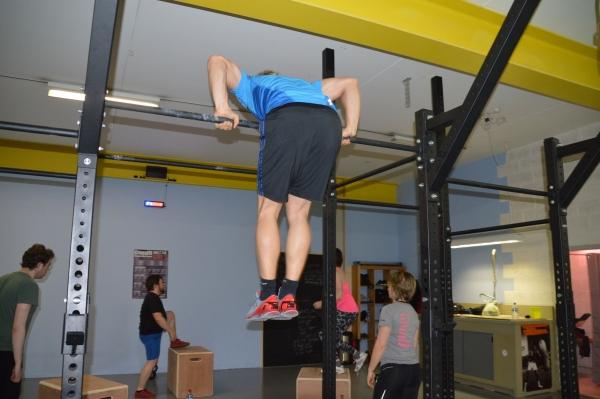 CrossFit across