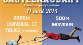 Aviron Indoor : Championnat Open de l'Aude