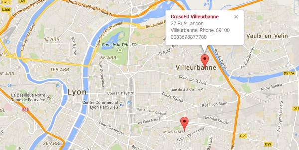 CrossFit Villeurbanne