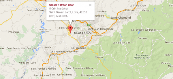 Crossfit Urban Bear