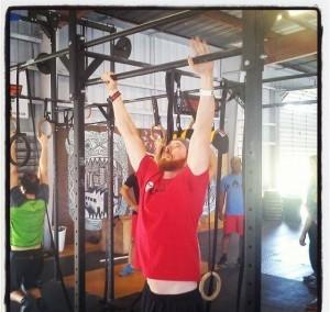 CrossFit Red bear