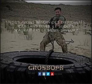 Crossops