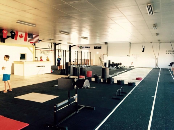 Crossfit Valence