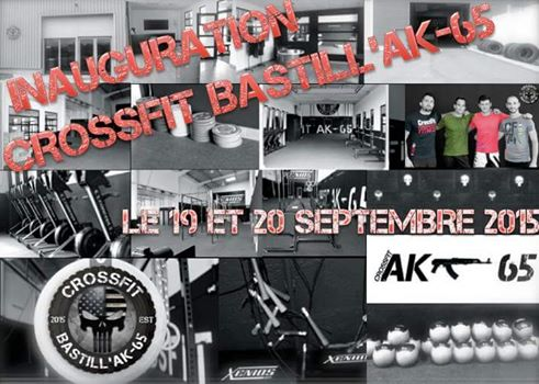 CrossFit Bastill'ak