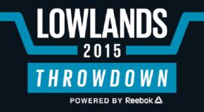 Lowlands throwdown 2015 – les WODS