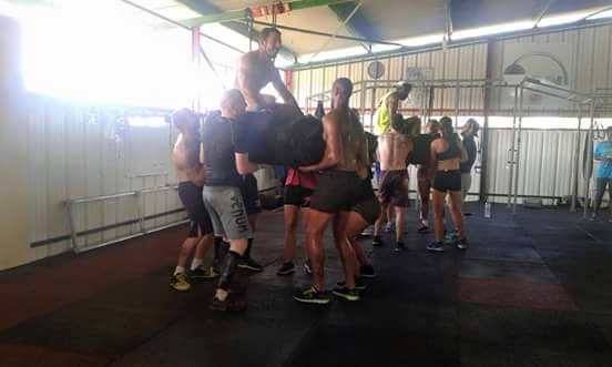 Satellite CrossFit