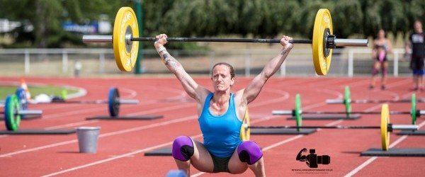 Céline martin remporte le german throwdown play fitness