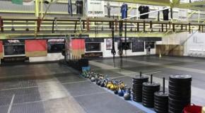 Présentation d'une box : Dragon CrossFit à Cardiff