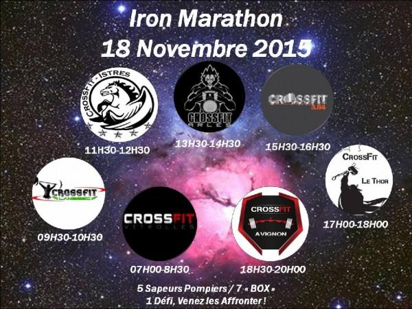 Iron Marathon