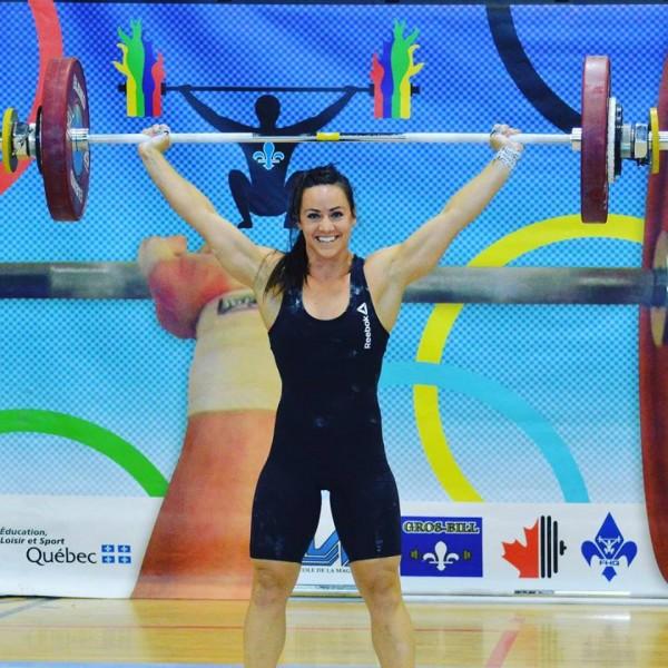 Camille Leblanc Bazinet 2015 South Regional Champion: Camille Leblanc-Bazinet