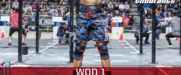 The Athletes Games – Wod 1