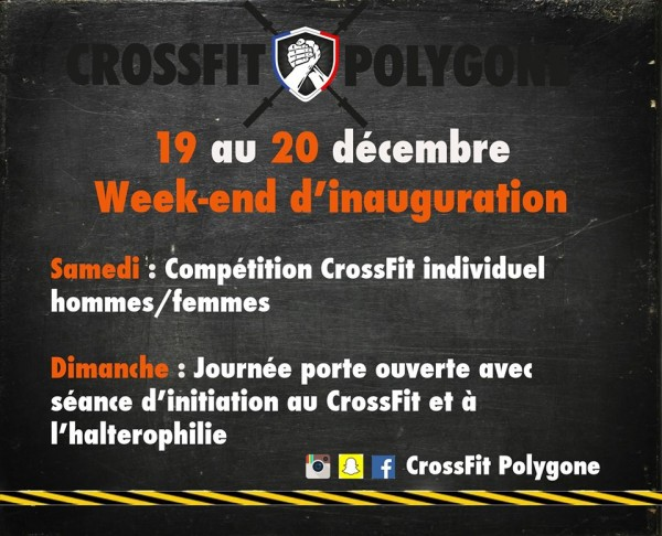 CrossFit Polygone
