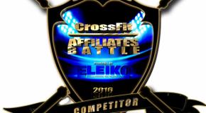 CrossFit Affliliates' Battle France