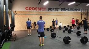 Présentation CrossFit Portet sur Garonne