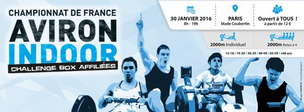 Rameur : Challenge pour les athlètes issus des affiliées CrossFit !