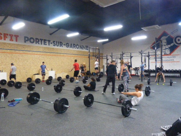 pr sentation crossfit portet sur garonne play fitness. Black Bedroom Furniture Sets. Home Design Ideas