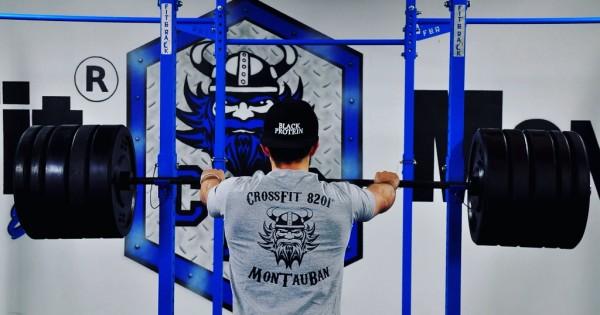CrossFit 8201