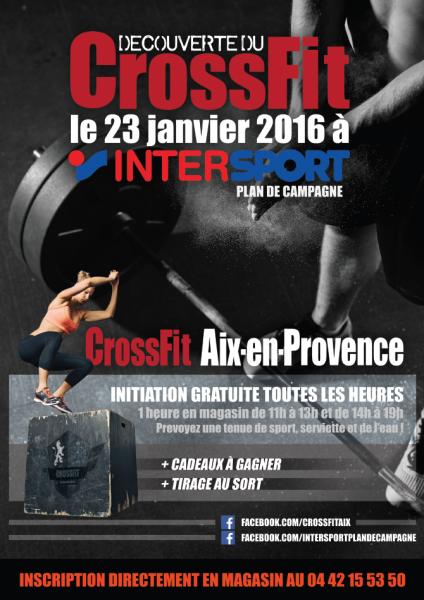 CrossFit aix en provence
