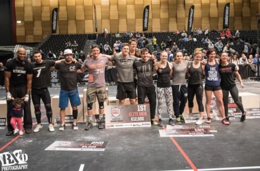The athlete games 2015 – jour 2 – les vainqueurs