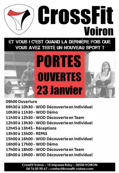 CrossFit Voiron