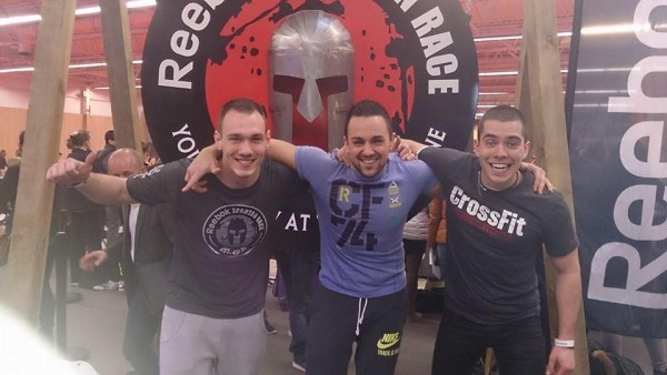 CrossFit Samarobriva