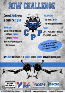CrossFit CPP rameur