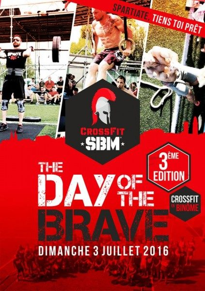 CrossFit SBM day of the brave